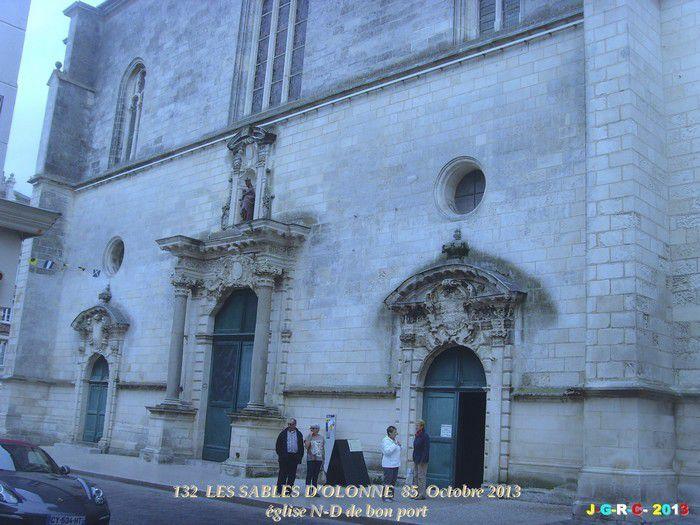 Les-Sables-d-Olonne ND de bon Port 85100-1