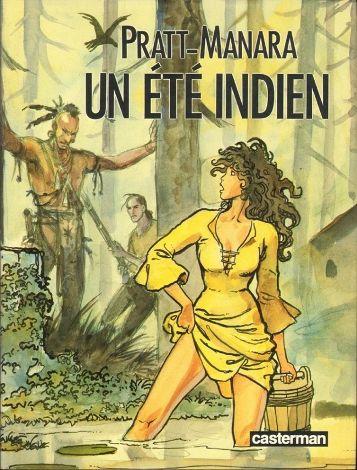 Hugo Pratt, Milo Manara, Un été indien - «Quels Indiens?»