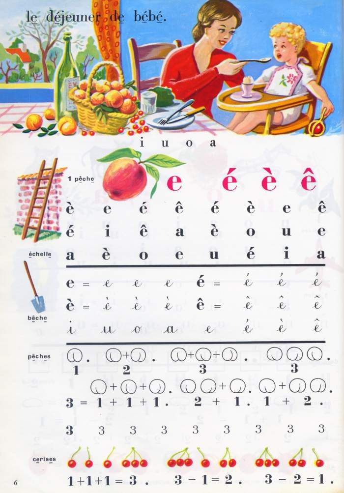 Méthode Boscher – lire, écrire, compter