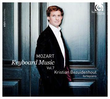 Mozart, Kristian Bezuidenhout – Lison dormait...