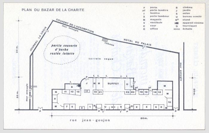 Jean-Paul Clébert, L'Incendie du Bazar de la Charité
