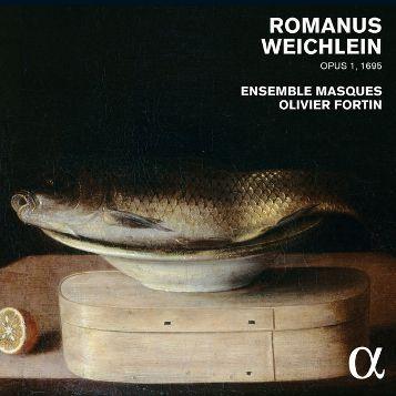 Romanus Weichlein, Opus 1, 1695