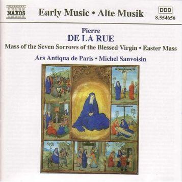 Pierre de La Rue, Missa de Septem Doloribus, Ars Antiqua de Paris