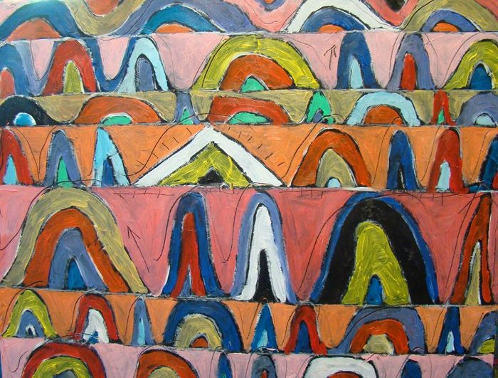 Hommage à Patrick Szymanek &amp&#x3B; Jacky Muchery, peintres d'aujourd'hui