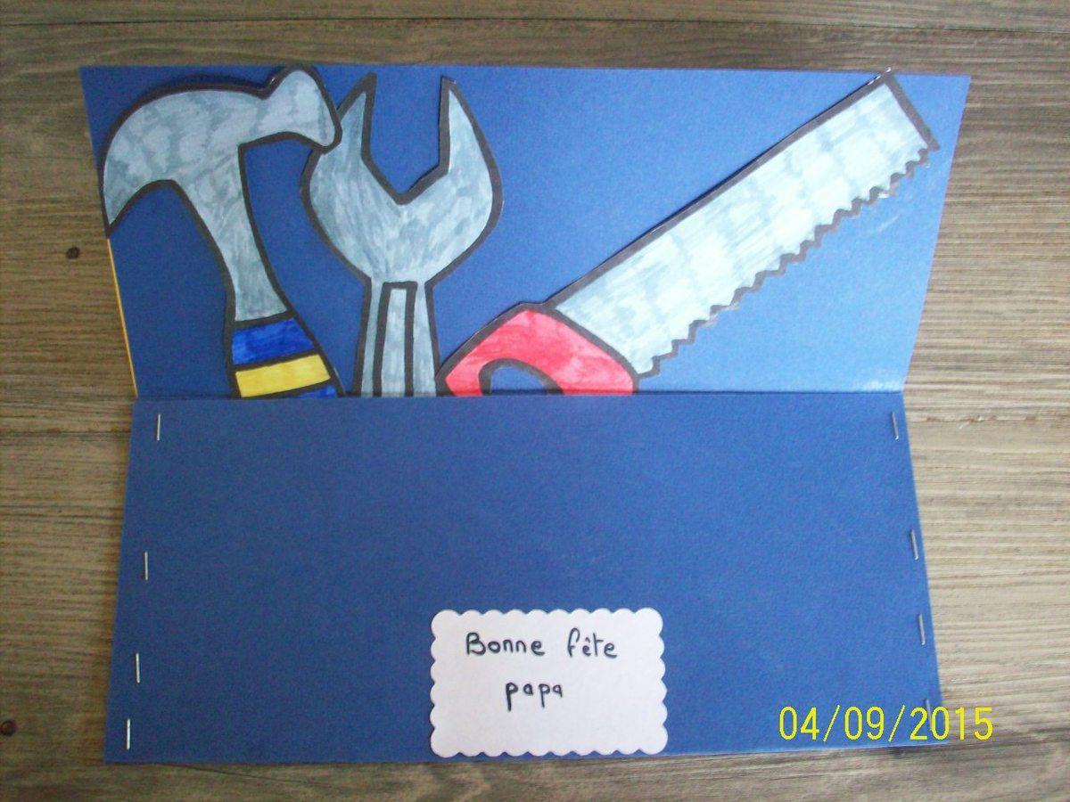 Carte boîte à outils