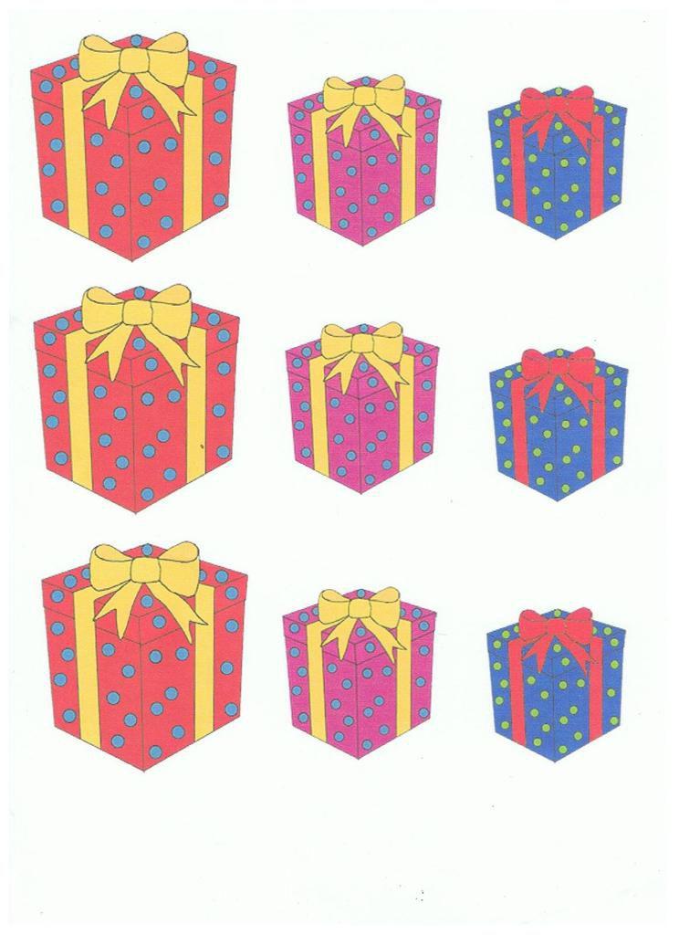 Patron cadeaux