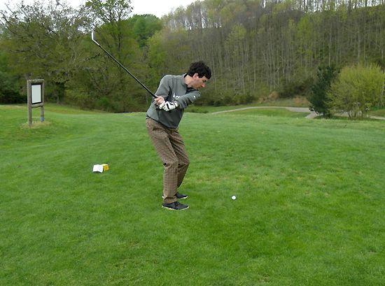 Golf Epherra à Souraïde (64)