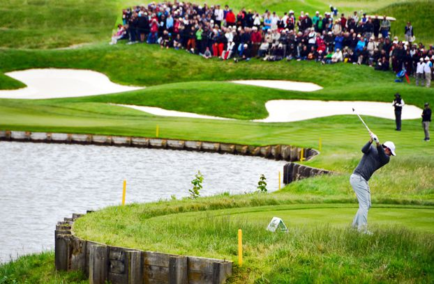 leaderboard puis Rory