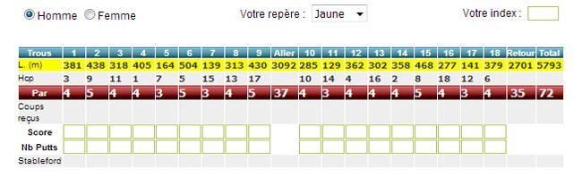 Golf de Saint Germain (78)