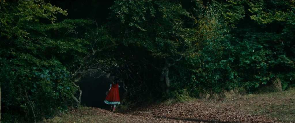 """"""" ♫ Into the woods to grandmother's house ! ♫ """""""