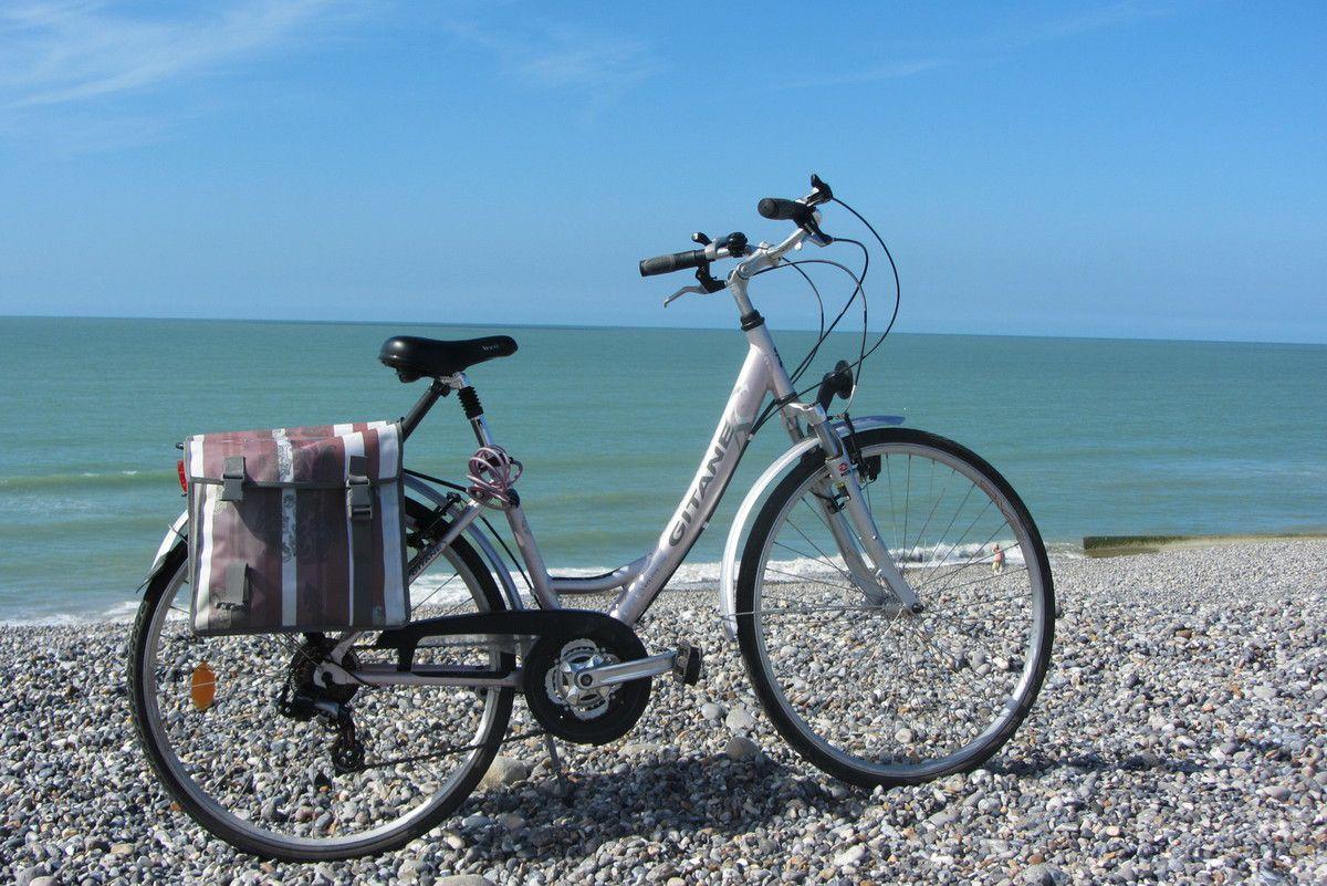 * ailleurs, c'est ici : mer, soleil et vélo .