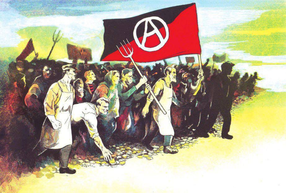 LA CRISE PERMANENTE DE L'ANARCHISME