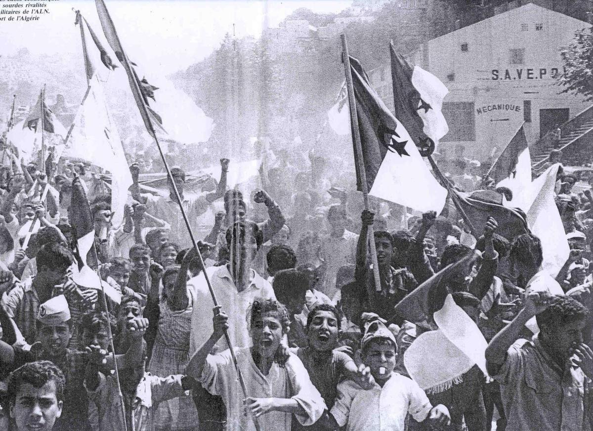 La Guerre d' Algérie - l ' O.A.S -