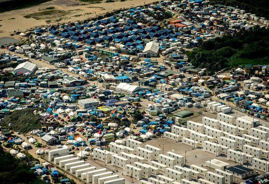 Le nombre de migrants dans la « jungle » de Calais n'a jamais été aussi élevé