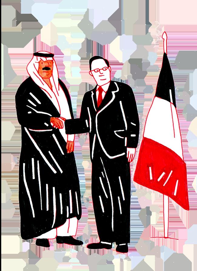 À qui et pourquoi la France vend-elle des armes au Proche-Orient ?