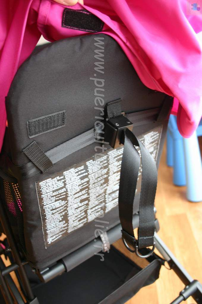 PHOTOS RECARO EASYLIFE EN ROSE