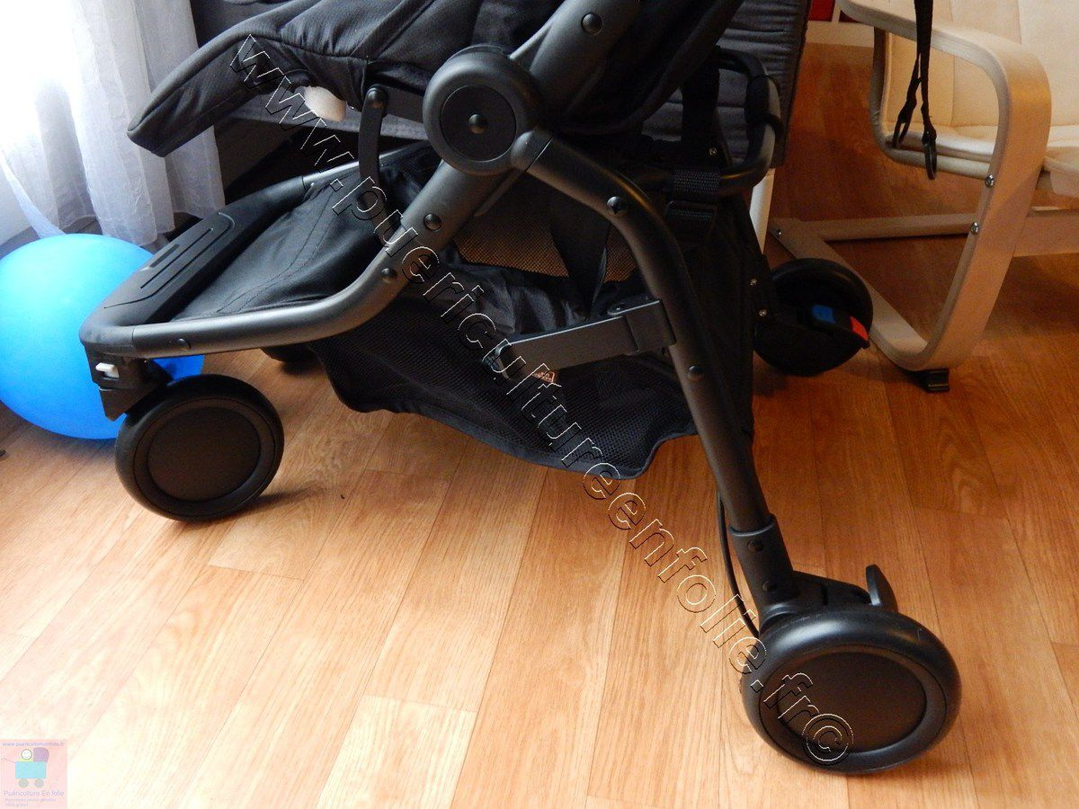 POUSSETTE MOUNTAIN BUGGY NANO 2016 version 2