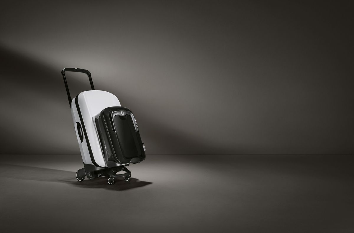 LE BUGABOO BOXER LE KIT BAGAGE INNOVANT BY BUGABOO