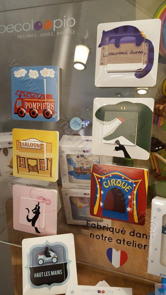 DECOLOOPIO boutique déco pour enfant et aussi un site web