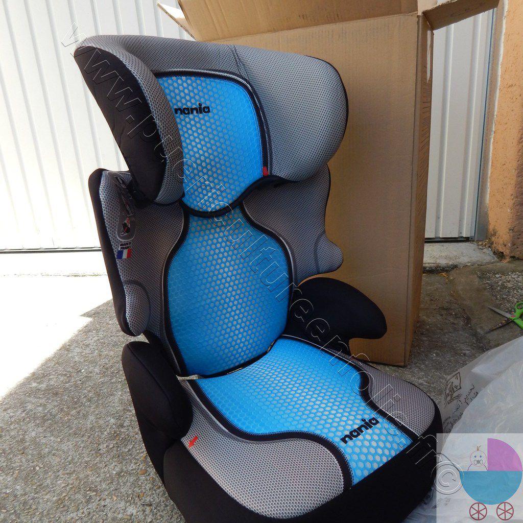 test siege auto nania befix sp groupe 2 3 15 36kgs puericulture en folie. Black Bedroom Furniture Sets. Home Design Ideas