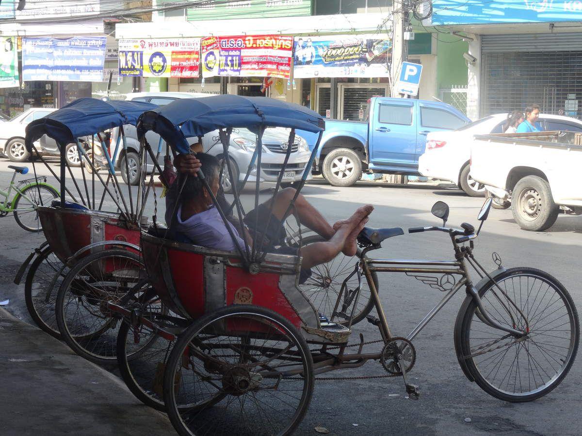 Nos images d' Ayutthaya ...