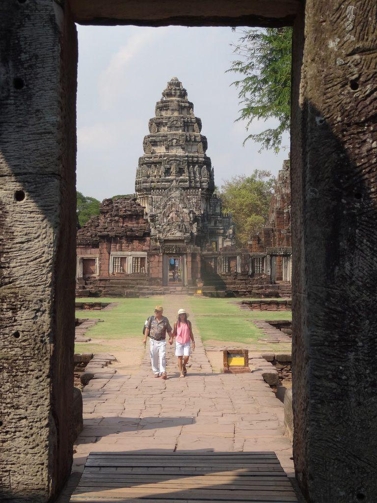 Nakhon Ratchasima et Phimaï