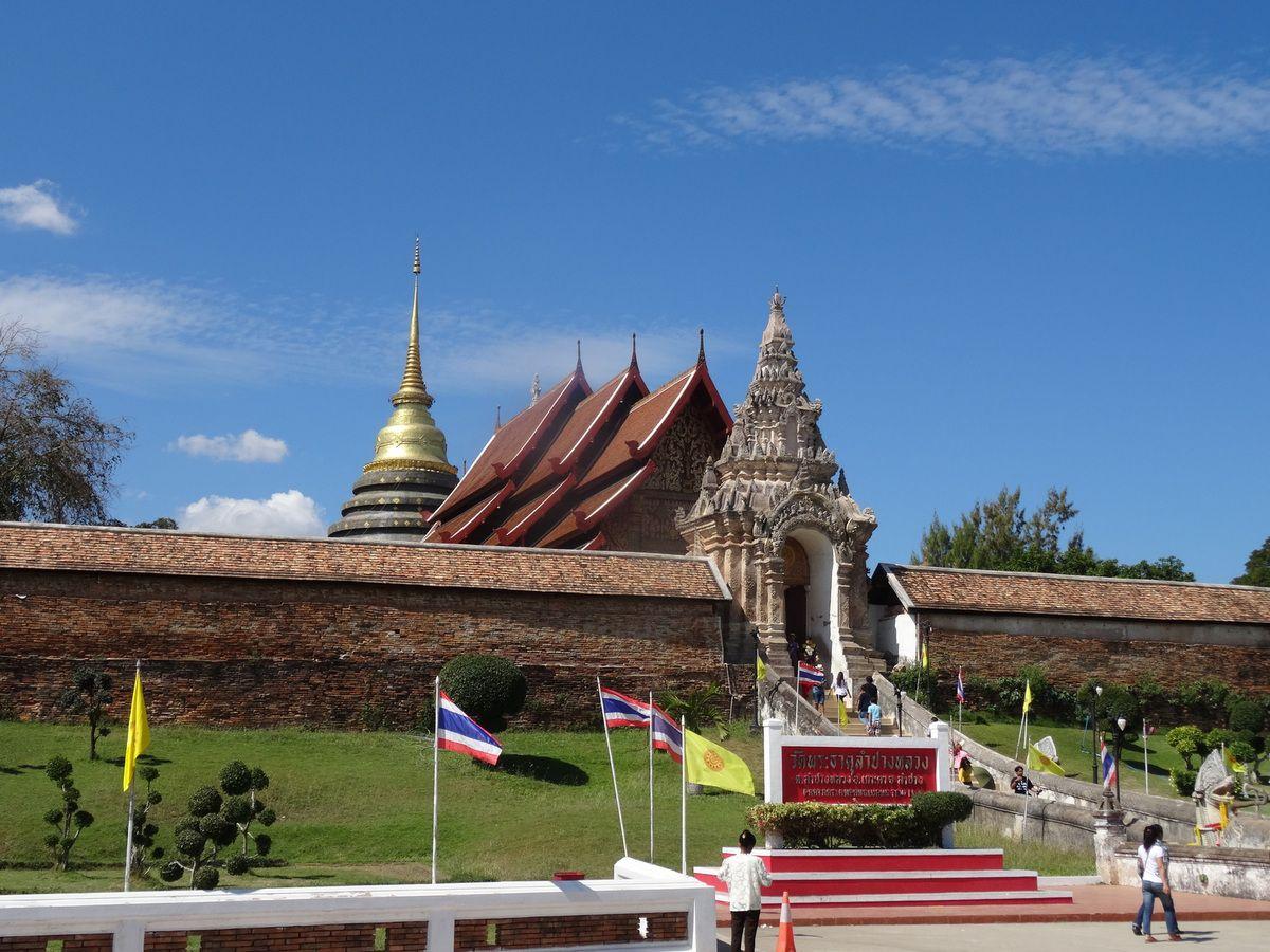 Lampang, sur la route de Chiang Mai