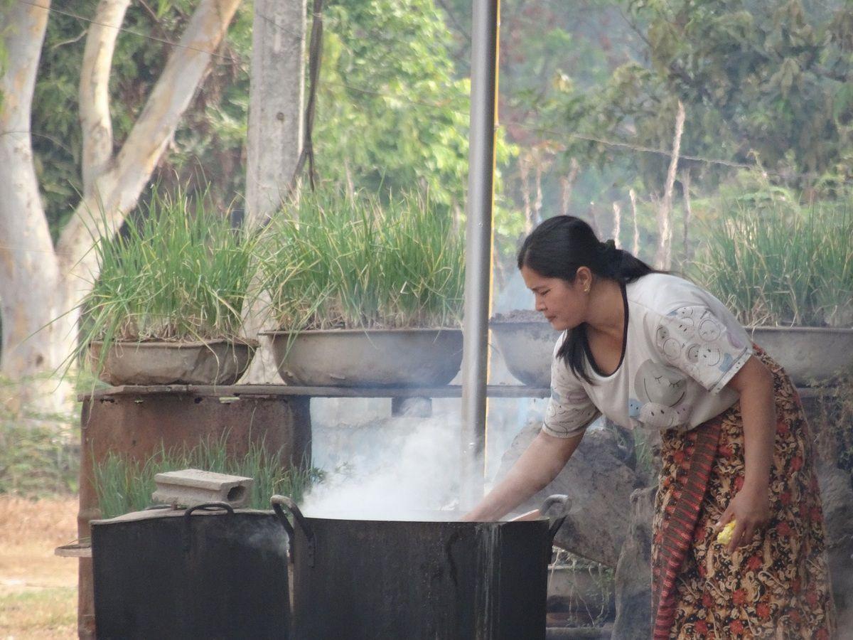 Don Khong, dernières images du Laos...