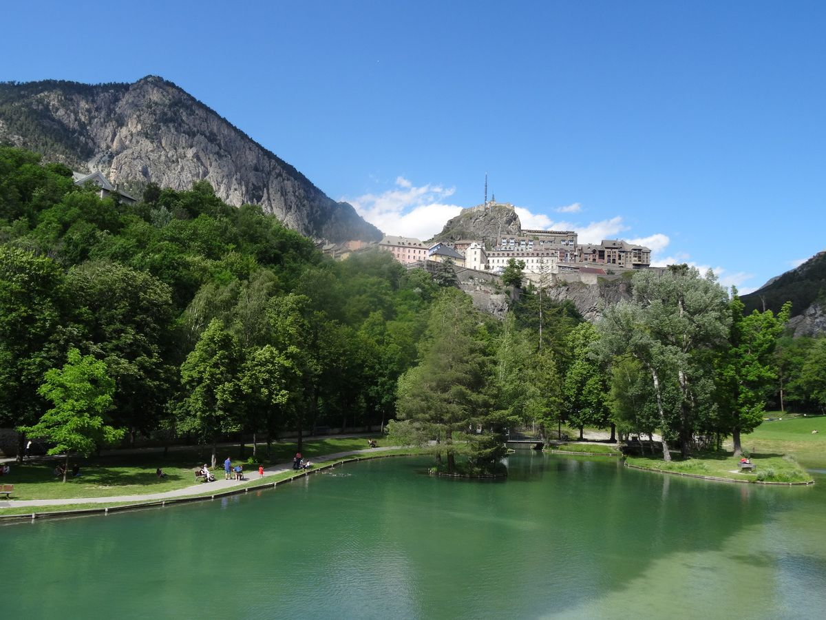 Une semaine en Alpes...