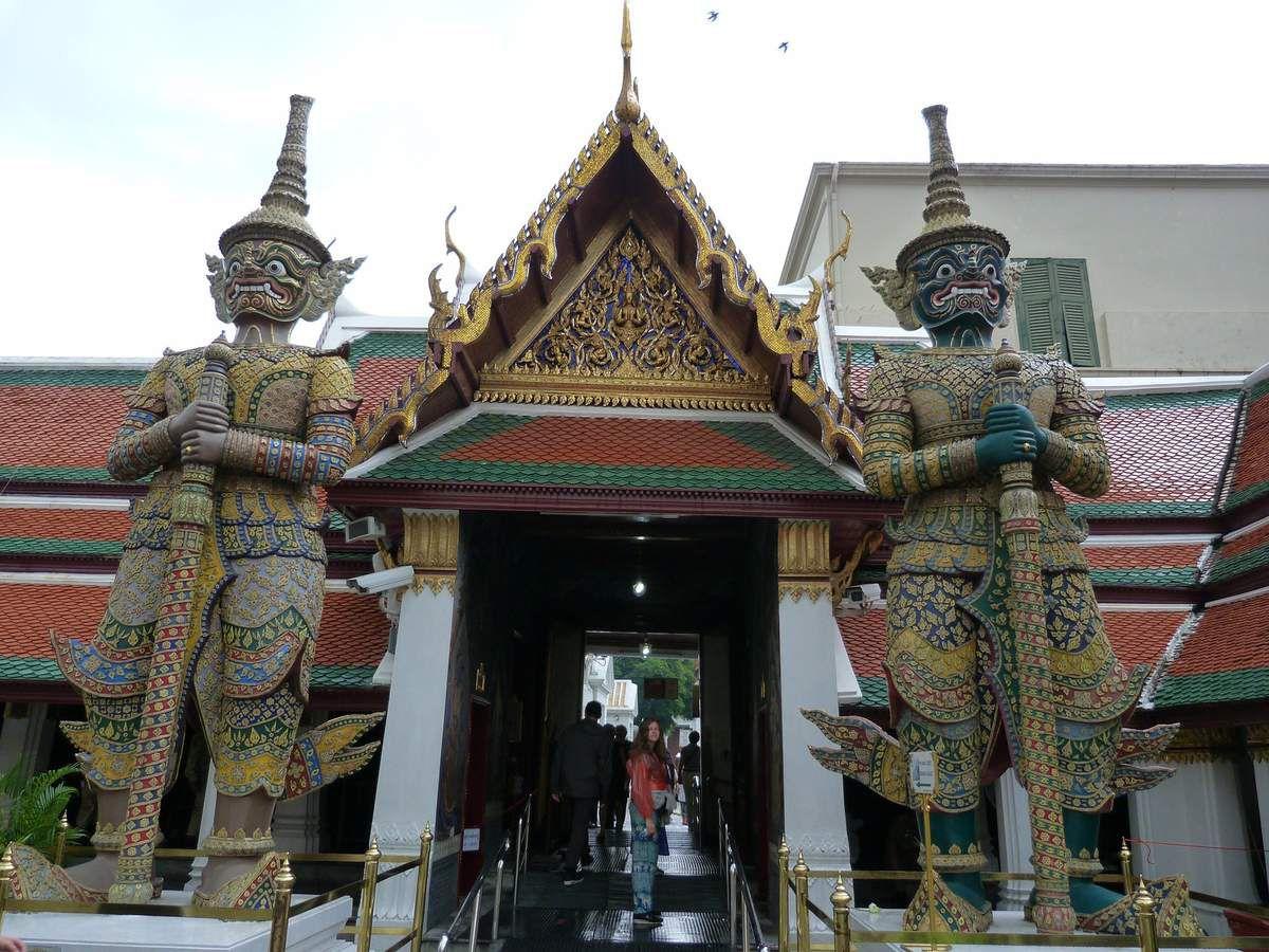 Rendez-vous à Bangkok