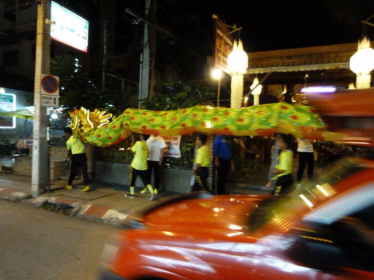 Fin de séjour en Thailande
