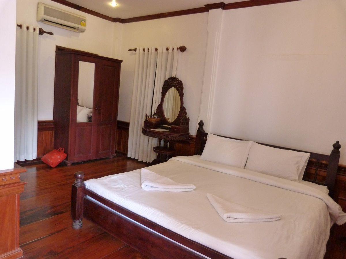 Luang Prabang, la presqu' île aux moines...