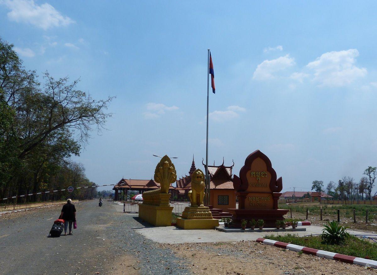 Le Ratanakiri au Cambodge...