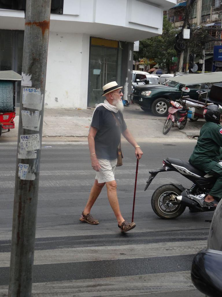 Dernières images de Phnom Penh