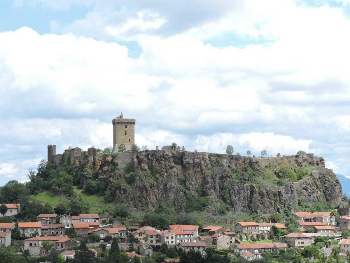 Le Puy en Velay : Le chemin de Saint Jacques de Compostelle et de Saint Gilles de Languedoc  2/3