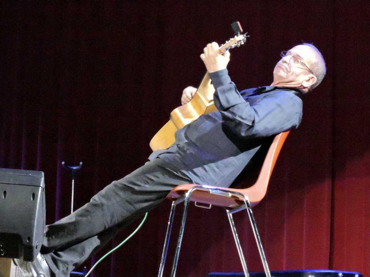 Concert André Chiron à La Bédoule