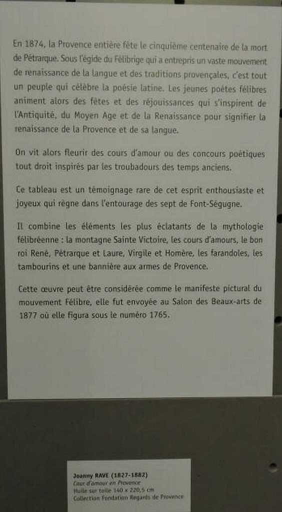 Marseille, Musée Regards de Provence