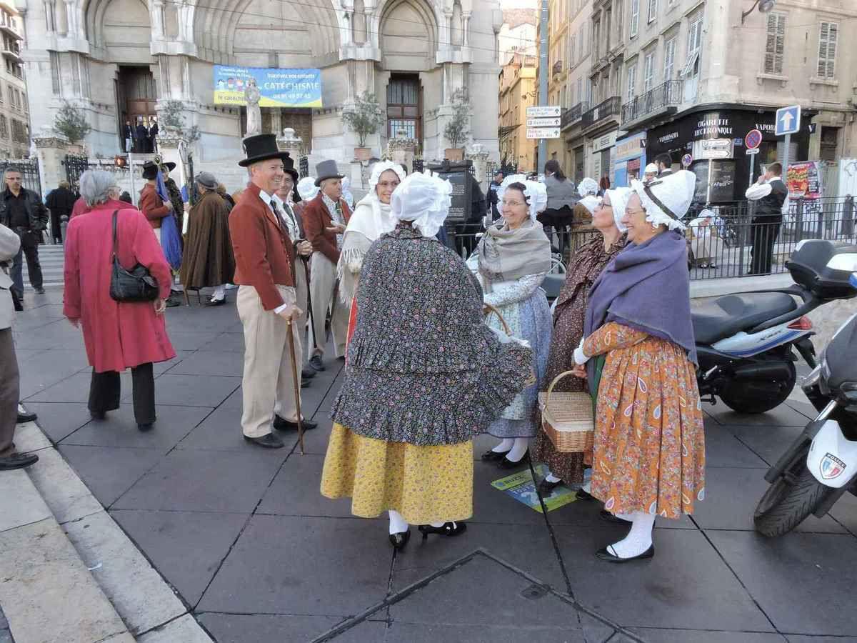 Marseille, Foire aux santons 2015