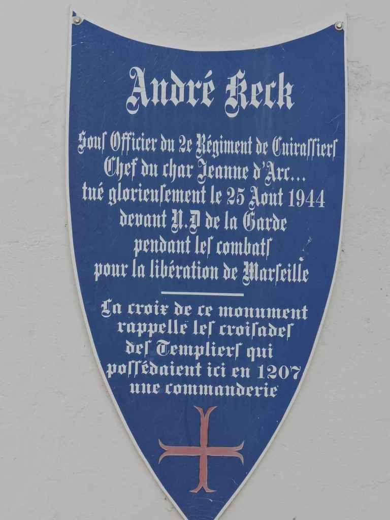 Carpiagne, La Légion Etrangère