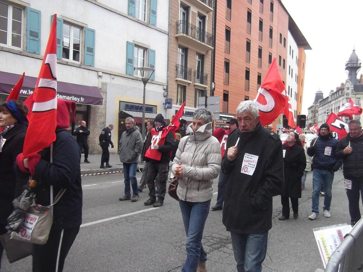 Défilé du 1er mai : l'union syndicale contre la loi TRAVAIL se poursuit…