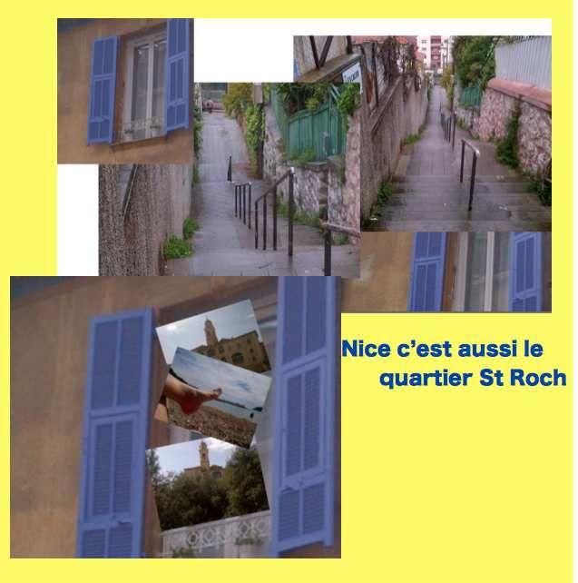 Nice - c'est aussi des quartiers méconnus comme: St Roch