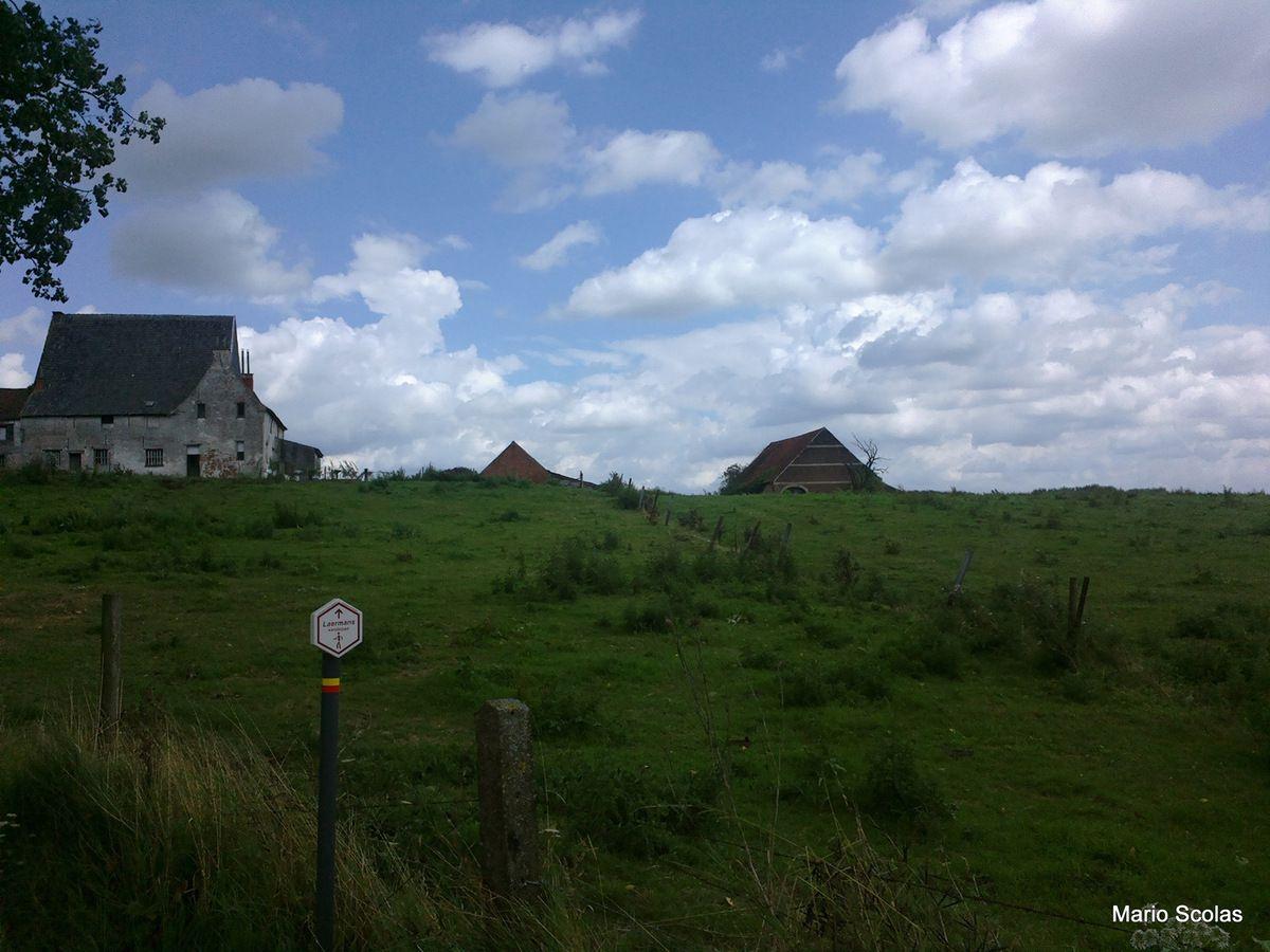 Meise (Belgique) : il paraît que c'était la ferme du Diable
