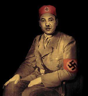 Mohammed Vi caricaturé en Hitler sur Last Night in Orient : Une réponse à Al Watan Al Ane