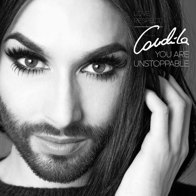 Conchita Wurst nous fait un appel au respect de la tolérance avec &quot&#x3B;You Are Unstoppable&quot&#x3B;