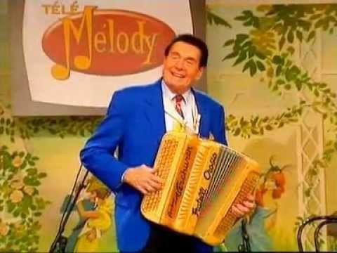 Hommage à André Verchuren, ce crac de l'accordéon !