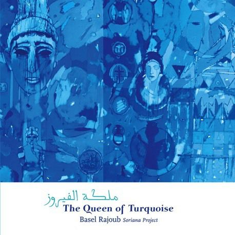 « The Queen of Turquoise » par Basel Rajoub, saxophoniste syrien.