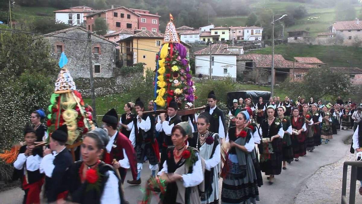 Ramu de Vibañu (Asturies) - Muyeres