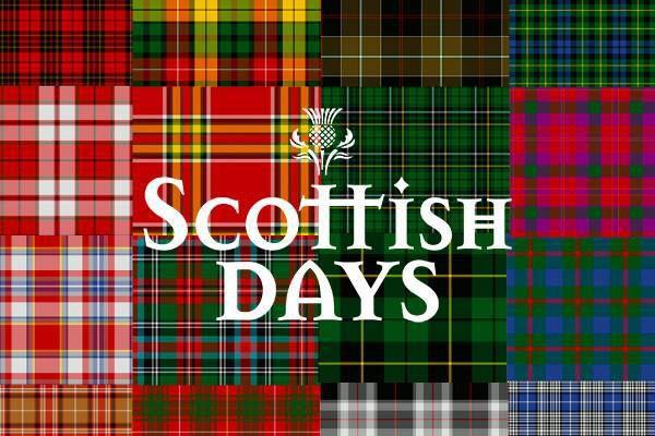 Highland Games...tous les motifs sont bons pour venir aux SCOTTISH DAYS