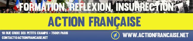 ACTION FRANCAISE : LE PROBLEME MACRON