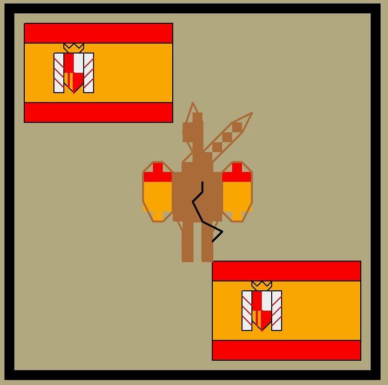 Biscornus du Monde: L'Espagne:
